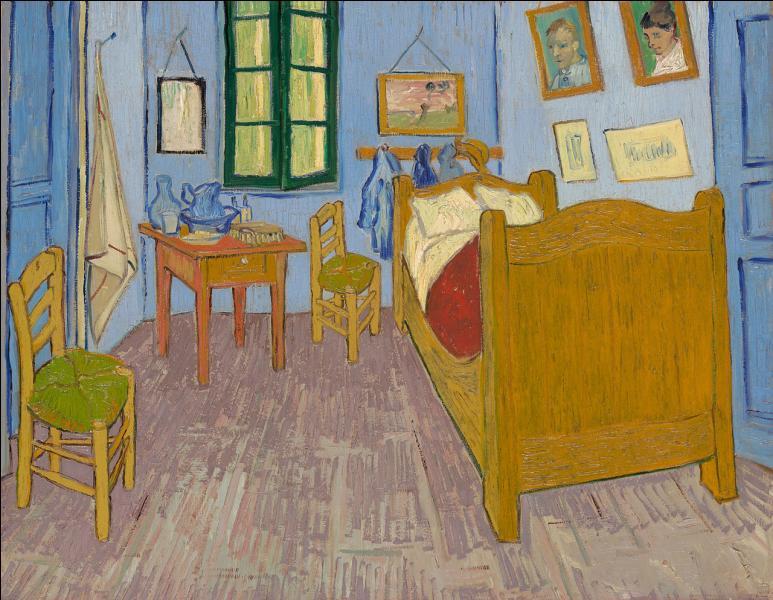 Comment s'appelle ce tableau peint par Vincent Van Gogh ?