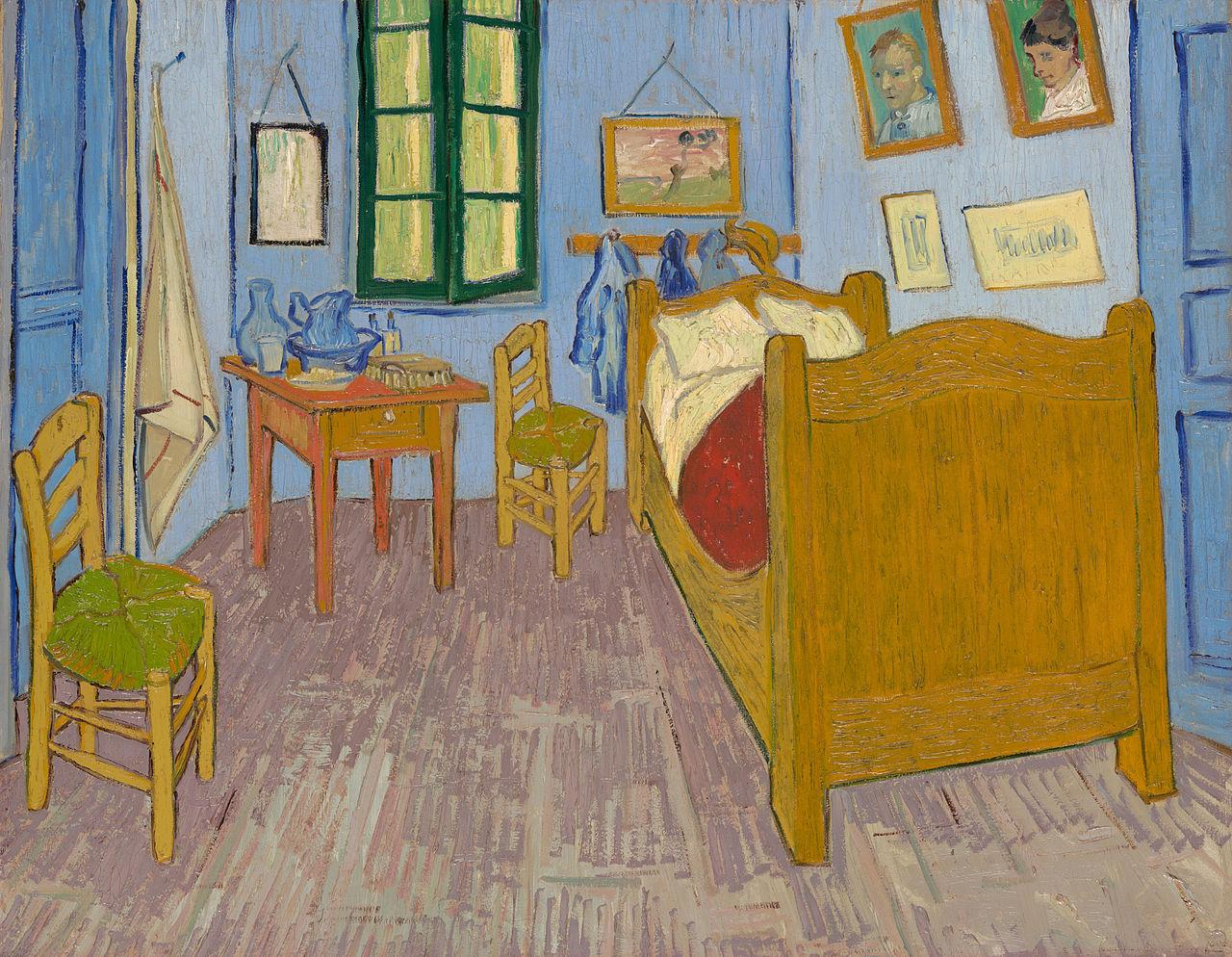 Peintres et tableaux célèbres 1
