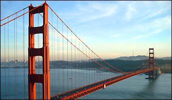 Dans quelle ville des Etats-Unis peut-on passer sur ce célèbre pont ?