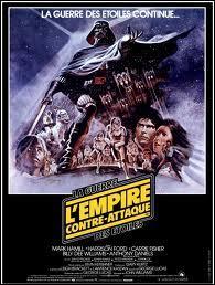 """Le film : """"Star Wars : Episode V - L'Empire contre-attaque"""" est sorti avant : """"Le Père Noël est une ordure""""."""