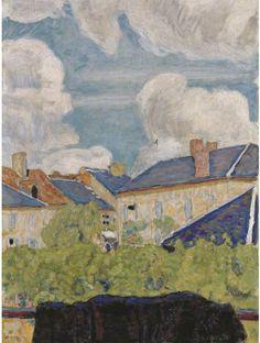 Les nuages en peinture