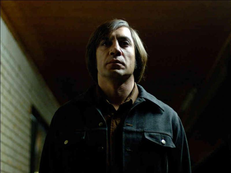 Dans quel film des frères Cohen peut-on voir ce méchant nommé Anton Chigurh ?