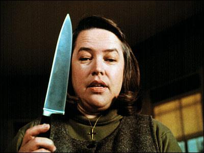 Dans quel film retrouve-t-on Annie Wilkes, une fan vraiment dangereuse ?