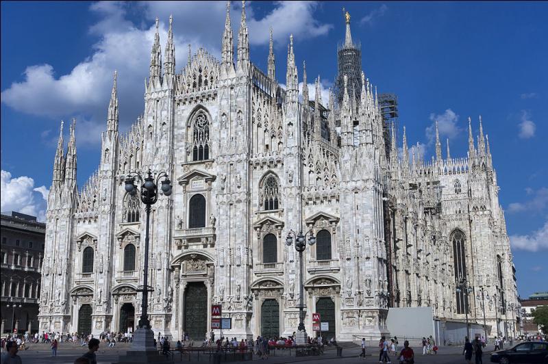 La ville de Milan est arrosée par le Pô.