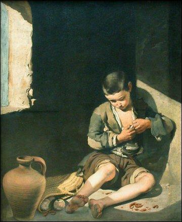 """""""Les Pouilles"""" est le nom donné aux mendiants de Rome."""