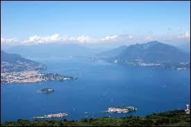 Le lac Majeur est le plus grand des lacs italiens.