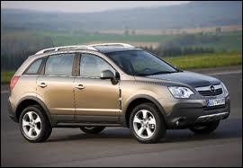 Cousin du Chevrolet Cpativa, ce modèle de la marque Opel porte le nom de ou d' ...