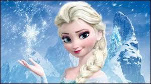 Qui fait la voix d'Elsa ?