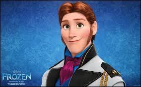 Comment s'appelle le fiancé d'Anna?