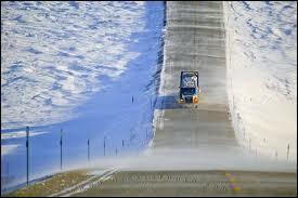 La Route Dalton, appelée aussi la Dalton Highway, se situe ...