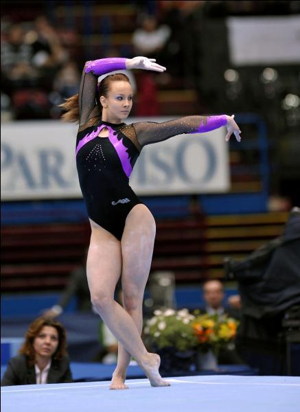 Combien de disciplines y a-t-il en gymnastique artistique féminine ?