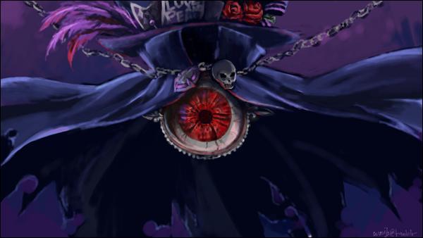 Cette Chain est très puissante et elle peut détruire d'autres Chains ; elle s'appelle Mad Hatter et son contractant perd la vue en utilisant sa force. Qui est ce contractant ?