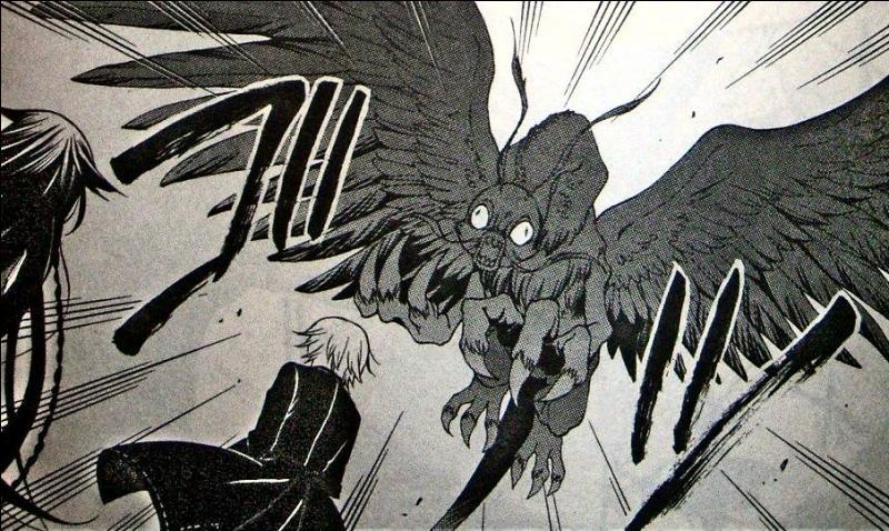C'est la Chain la plus puissante des 4 Chains aux ailes noires ; elle est lié à Glen Baskerville ; qui est-ce ?