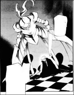 """C'est la 1ère Chain de Xerxes Break, enfin de Kevin Regnard ; son prénom est Albus, """"Le cavalier blanc"""". Il va se faire exterminer, mais par qui ?"""