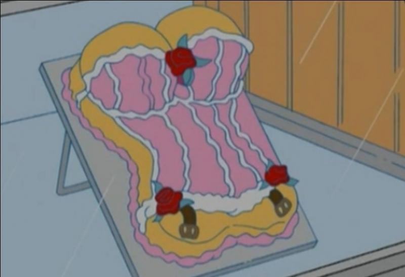 Qui a travaillé dans une pâtisserie érotique ?