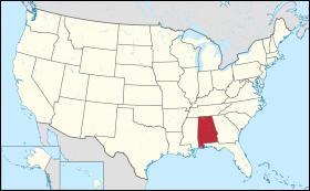 Quelle est la capitale de l'Alabama ?