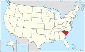 Quelle est la capitale de la Caroline du Sud ?