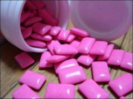 Combien d'années met un chewing-gum pour disparaître de la nature ?