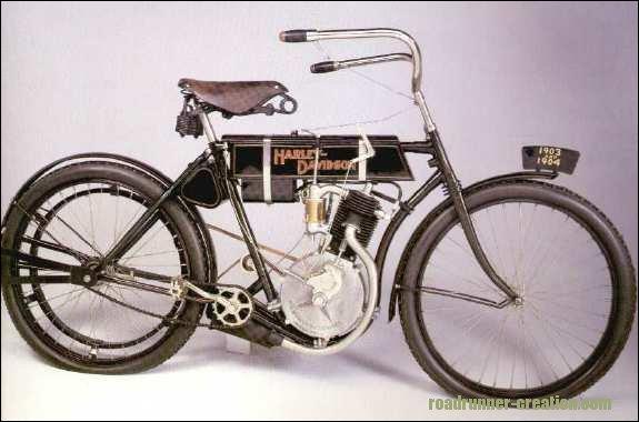 """Retrouvez les prénoms des deux créateurs de la première """"Harley-Davidson"""", en 1903 !"""