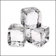 Ces glaçons représentent parfaitement la Reine des neiges qui se nomme...