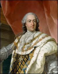 """Louis XV (dit le """"Bien-aimé"""") est l'arrière-petit-fils de Louis XIV."""