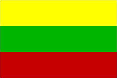 Ce drapeau correspond à celui de :