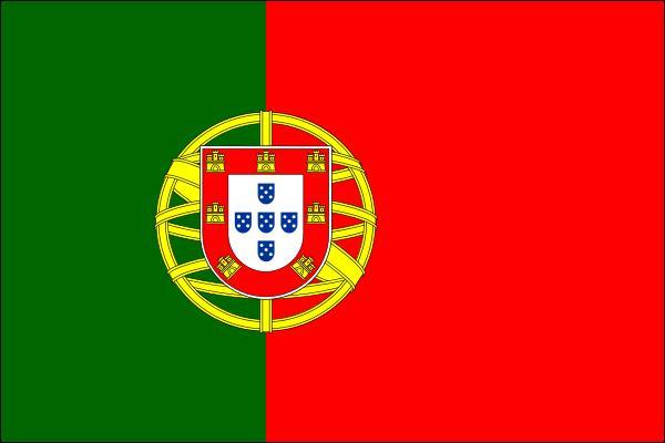 C'est le drapeau du :