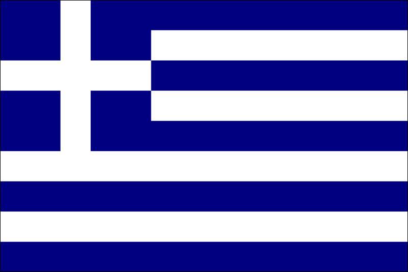 C'est le drapeau de la :