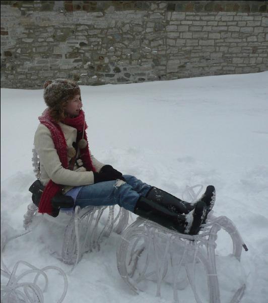 Lorsque vous avez très froid :