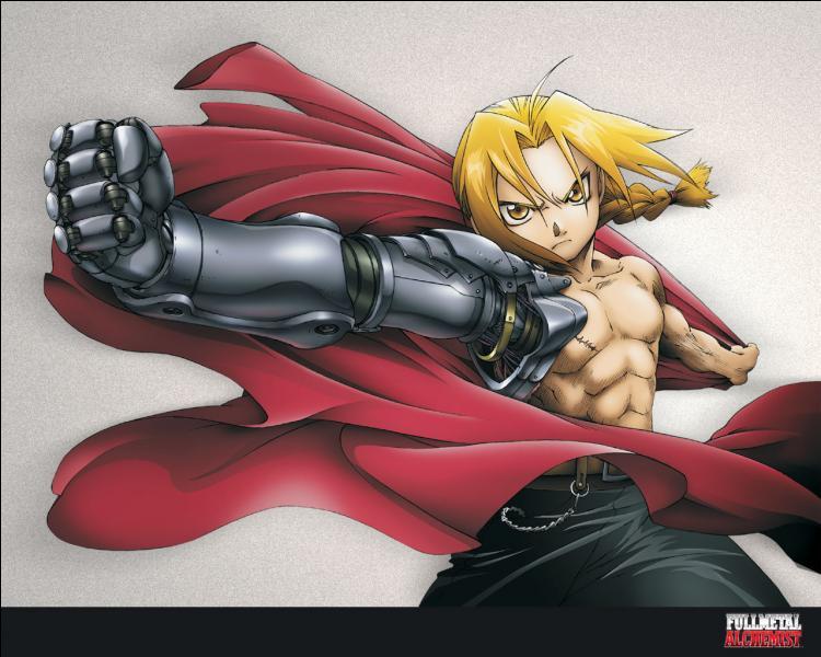 C'est le héros du manga, qui est-ce ?