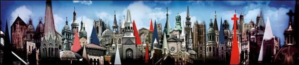 Je qualifie les clochers de Montréal.