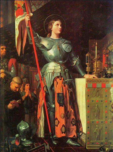 Histoire : qui ordonna l'exécution de Jeanne d'Arc en la condamnant au bûcher ?