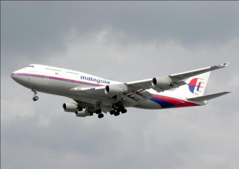 Actualités : en juillet 2014, un avion de ligne de la Malaysia Airlines s'est écrasé en Ukraine causant ainsi la mort de tous ses passagers. Quelle fut la cause de cet accident ?