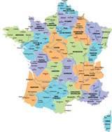 Les capitales régionales de France