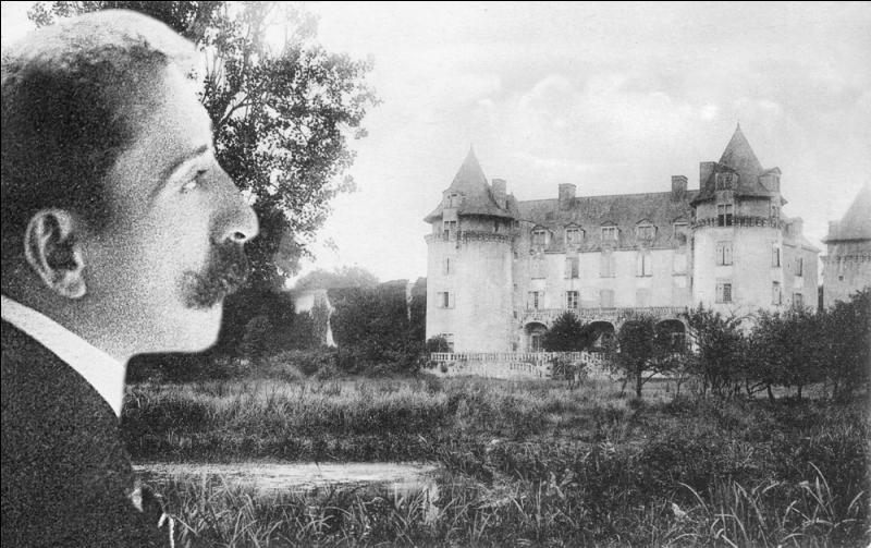 """Né à Rochefort en 1850, il menait, parallèlement à sa carrière d'écrivain, une carrière d'officier de marine. Il est connu pour son célèbre roman """"Pêcheurs d'Islande"""". Il publie en 1910 """"Le Château de la belle au bois dormant"""", Qui est-il ?"""