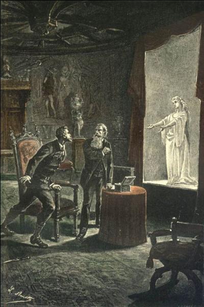 """A quel grand nom de la littérature française doit-on """"Le Château des Carpathes"""", une histoire de malédiction dans un château en ruines en Transylvanie ?"""