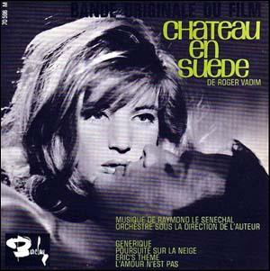 """Qui est l'auteur de """"Château en Suède"""", sa première pièce de théâtre, adaptée au cinéma en 1963 par Roger Vadim ?"""
