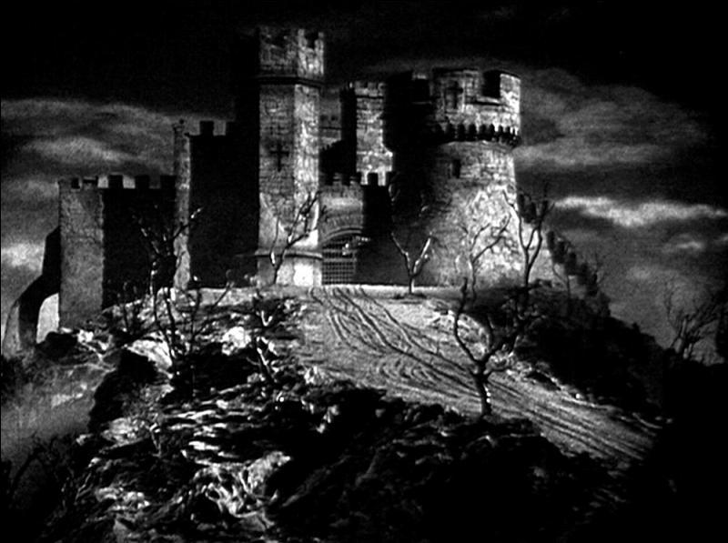 """Qui a écrit """"Le Château noir"""", quatrième aventure de Joseph Rouletabille ?"""
