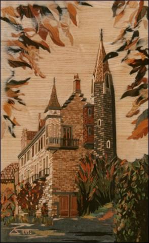 """Dans quelle ville de Franche-Comté se situe le château de Clementigney, plus connu sous le nom de """"Château de la juive"""", dont s'inspira Guy des Cars pour son roman du même nom ?"""