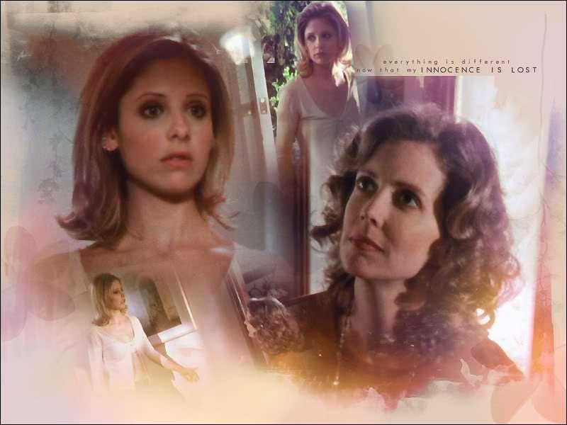 [Le manuscrit] : Quel cadeau Joyce offre-t-elle à Buffy ?