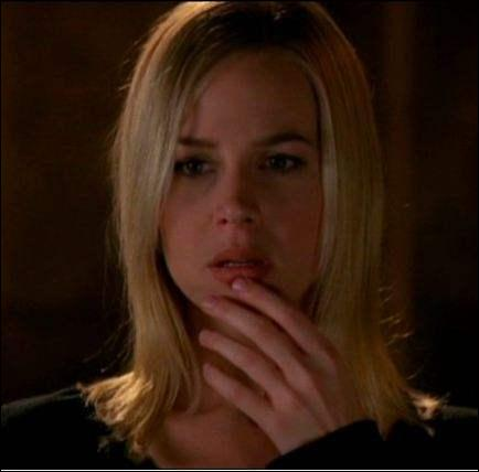 [Bienvenue à Sunnydale 1re et 2e partie] : Darla et un autre vampire ramènent un casse-croûte au Maître, de qui s'agit-il ?