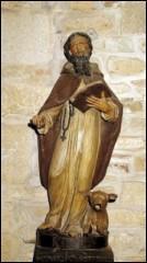 J'accompagne Saint Antoine.