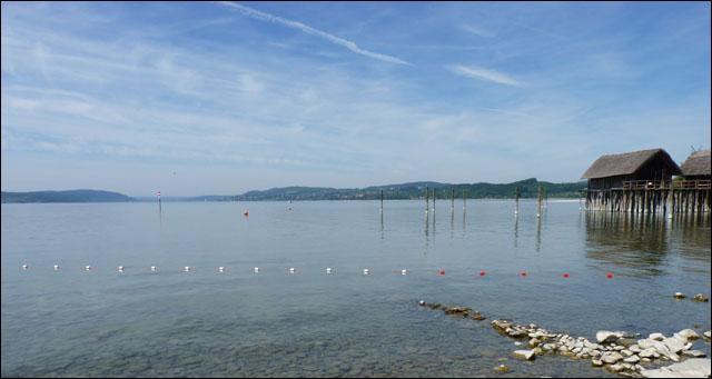 L'Allemagne partage les eaux du lac de Constance avec la Suisse, l'Italie et l'Autriche.