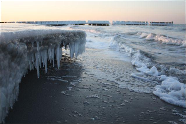 La mer du Nord et la mer Blanche baignent les côtes de l'Allemagne.