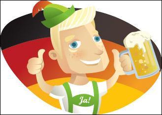 L'Oktoberfest, est le nom donné à la fête de la bière de Munich.