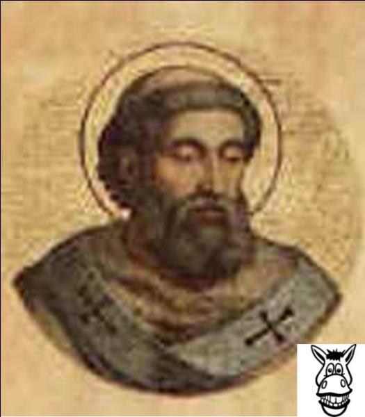 Les amis des animaux vont l'apprécier. Le pape Grégoire III a pris une décision en interdisant la consommation d'une viande animale. Quelle est cette bestiole ?