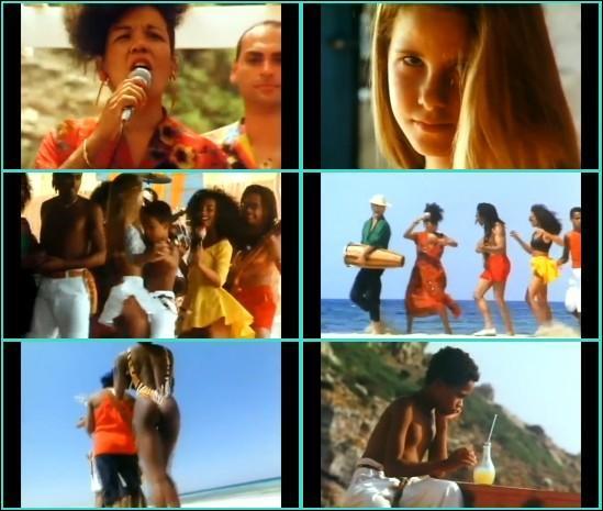 1989. Chico et Roberta dansent la '...' sur la chanson de Kaoma !