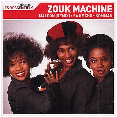 """1990. """"Nétwayé, baléyé, astiké / Kaz la toujou penpan"""" ! Zouk Machine chante '...' (La musique dans la peau) !"""