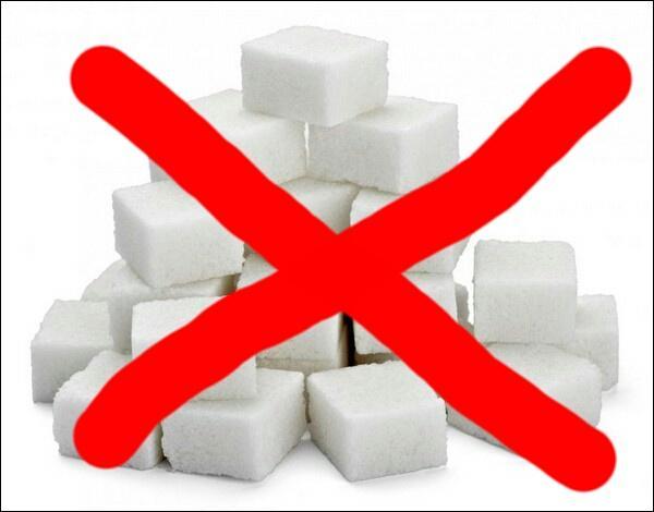 Il ne faut surtout pas donner du sucre au chien, ça peut lui faire faire un diabète.