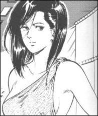 De quel manga fait-elle partie ?